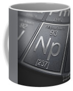 Neptunium Chemical Element Coffee Mug