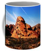 Nevada - Valley Of Fire Coffee Mug