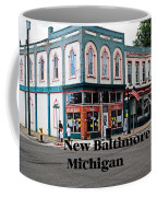 New Baltimore Michigan Coffee Mug