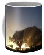 New Beginning Coffee Mug by Les Cunliffe