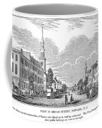 New Jersey Newark, 1844 Coffee Mug