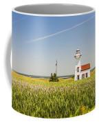 New London Range Rear Lighthouse Coffee Mug