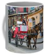 New Orleans - Carriage Ride Coffee Mug
