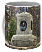 New York At Gettysburg - 140th Ny Volunteer Infantry Little Round Top Colonel Patrick O' Rorke Coffee Mug