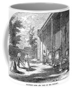 New York Bell Foundry Coffee Mug