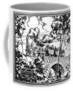 New York Locomotive, 1831 Coffee Mug