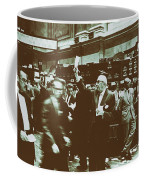 New York Stock Exchange 1963 Coffee Mug