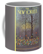 New Yorker November 25th, 1972 Coffee Mug