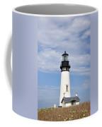 Newport Oregon Yaquina Lighthouse Coffee Mug