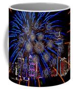 Niagara Fireworks Coffee Mug