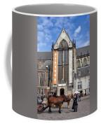 Nieuwe Kerk In Amsterdam Coffee Mug