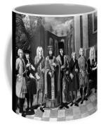 Nikolaus Von Zinzendorf (1700-1760) Coffee Mug