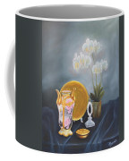 Nippon And Orchids Coffee Mug
