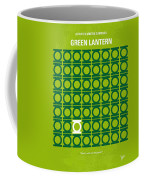 No120 My Green Lantern Minimal Movie Poster Coffee Mug