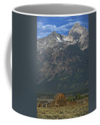 North Moulton Barn Grand Tetons Coffee Mug