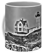 Nubble Lighthouse Cape Neddick Maine Coffee Mug by Glenn Gordon
