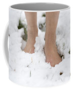 Nude Feet Coffee Mug