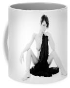 Nude Lace Coffee Mug
