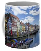 Nyhavn - Copenhagen Denmark Coffee Mug