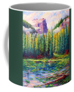 Nymph Lake Coffee Mug
