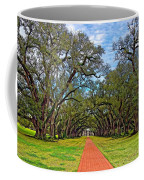 Oak Alley 3 Coffee Mug
