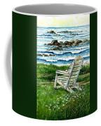 Ocean Chair Coffee Mug