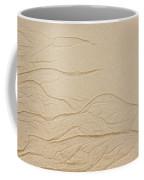 Ocean Sand Art Coffee Mug