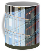 Office Building Windows Coffee Mug