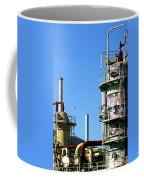 Oil Refinery Coffee Mug