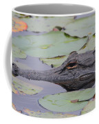 Okefenokee Gator Coffee Mug