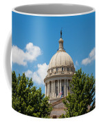 Oklahoma State Capital Dome Coffee Mug