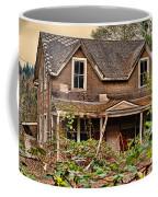 Old Abandon House Coffee Mug