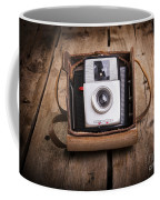 Old Camera Coffee Mug