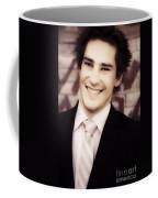 Old Fashion Business Service With A Smile Coffee Mug