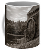 Old Grist Mill Vermont Coffee Mug by Edward Fielding