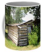 Old Log Homestead Coffee Mug