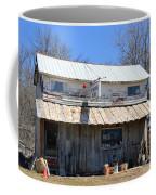 Old Paint Coffee Mug