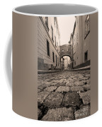 Old Street In Prague Coffee Mug