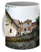 Old Towns Of Tuscany San Gimignano Italy Coffee Mug