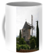 Old Provencal Windmill Coffee Mug