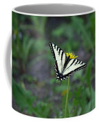 On A Flower Coffee Mug
