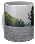 On The Delaware River Coffee Mug
