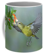 Orange-crowned Warbler Coffee Mug