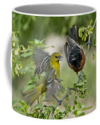 Orchard Orioles Coffee Mug