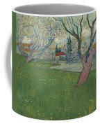 Orchards In Blossom Coffee Mug