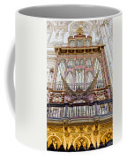 Organ In Cordoba Cathedral Coffee Mug by Artur Bogacki