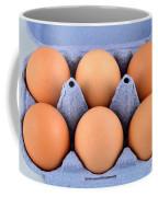 Organic Eggs Coffee Mug