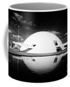 Oscar Niemeyer Architecture- Brazil Coffee Mug