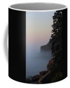Otter Cliffs 2 Coffee Mug