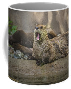 Otter North American  Coffee Mug
